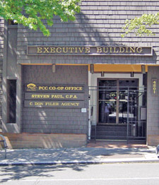 PCC Co-op Office