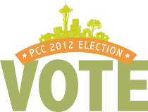 PCC election logo