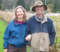 Jim & Patty of Fir Oak Farm