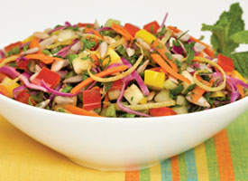 PCC Rainbow Salad