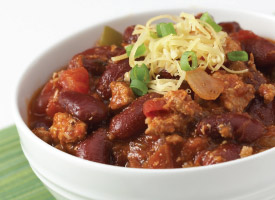 PCC Tiger Mountain Turkey Chili