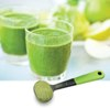 green powder shake