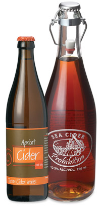 Tieton Cider Works & Sea Cider