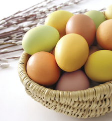 All-natural Egg Dyes recipe - PCC Community Markets