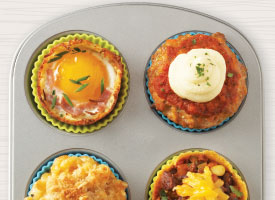 Mighty mini meals