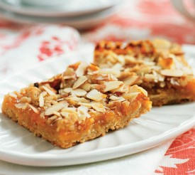 No-bake Pumpkin Bars