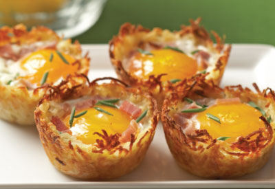 savory ways with eggs