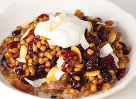 Wheat Berry Breakfast Bowl Recipe   PCC Natural Markets