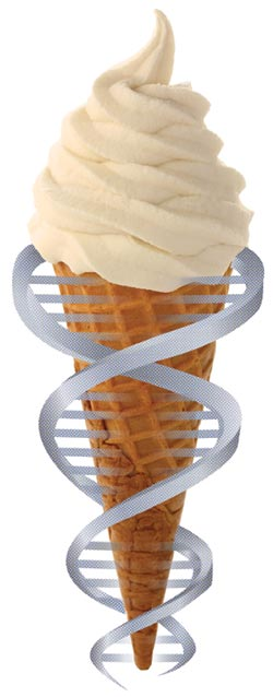 ice cream helix