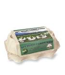 Sky Valley Farms duck eggs