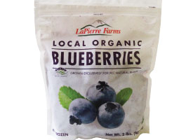 LaPierre Blueberries