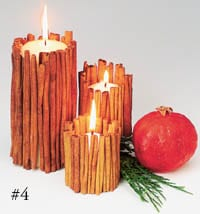 #4 — Cinnamon Candles