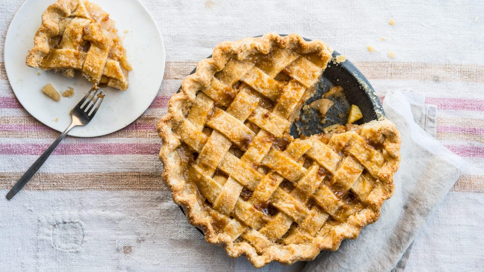 Old Fashioned Brown Sugar Pie