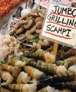 Not all shrimp are equal: wild shrimp vs. farmed shrimp
