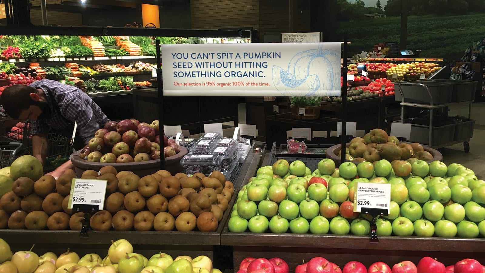 pcc bothell organic produce banner