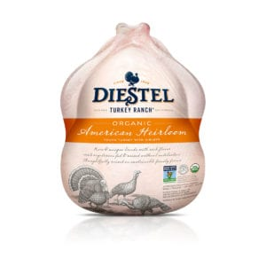 Diestel organic heirloom turkey