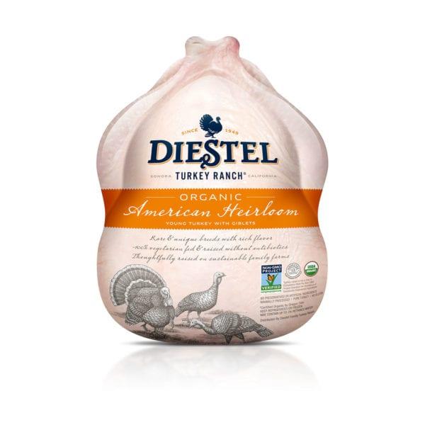 Diestel organic heirloom turkey