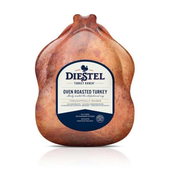 diestel oven roasted turkey product image