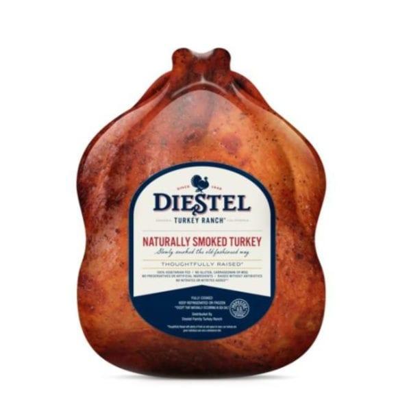 diestel naturally smoked turkey product image