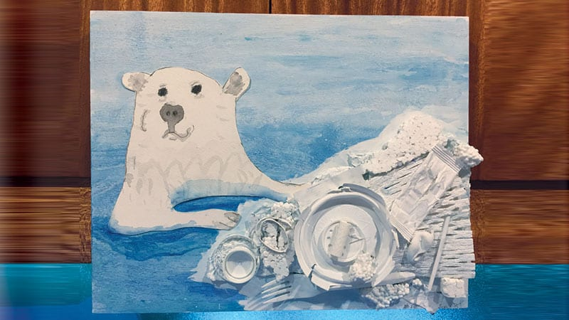 Henry Jones, Arctic Art Project Contestant