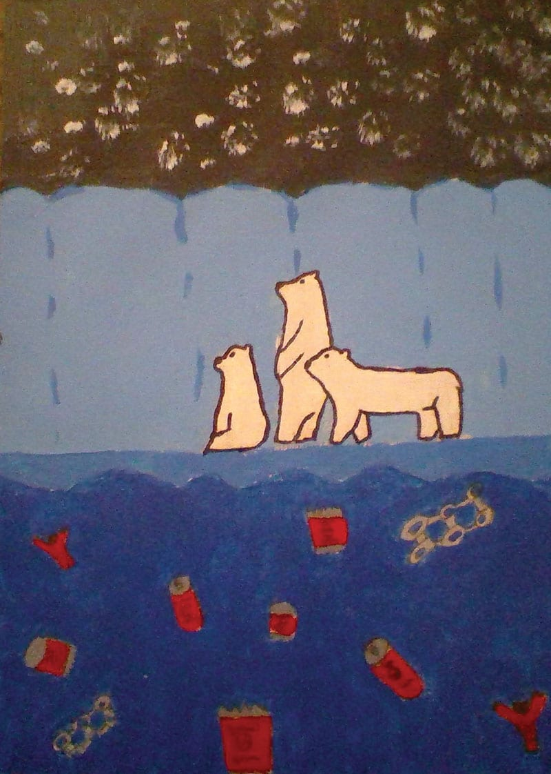 Ketta Harrison, Arctic Art Project Contestant